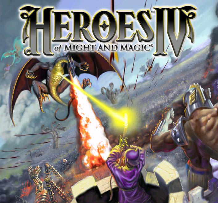 Heroes Of Might And Magic IV Heroes4